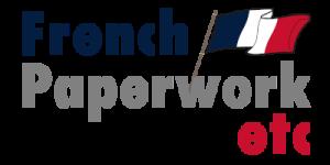 French Paperwork etc logo